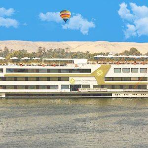 5 Days Nile Cruise from Hurghada