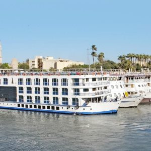 7 Night Nile Cruise Itinerary from Luxor