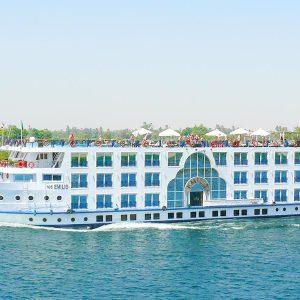 4 Days Aswan Abu Simbel Nile River Cruise