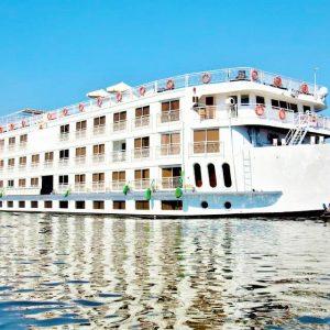 5 Days Abu Simbel Nile River Cruise Package