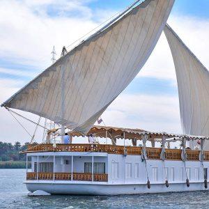 5 Days Dahabiya Nile River Cruise Luxor to Aswan