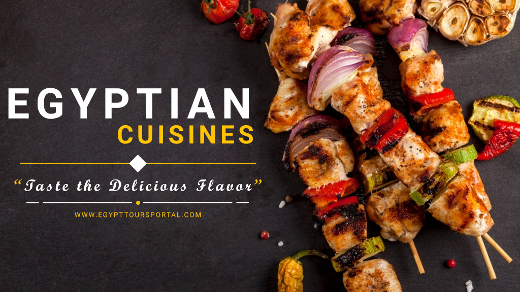 Egyptian Food and Cuisine - Egypt Tours Porta