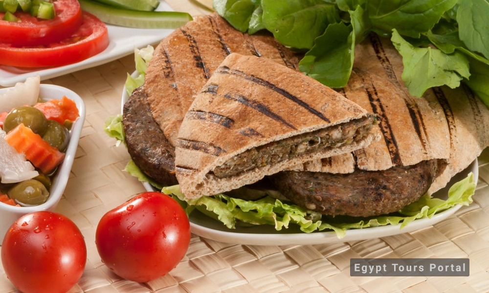 Hawawshi - Egyptian Food - Egypt Tours Porta