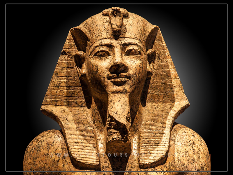 King Amenhotep II - Egypt Tours Portal