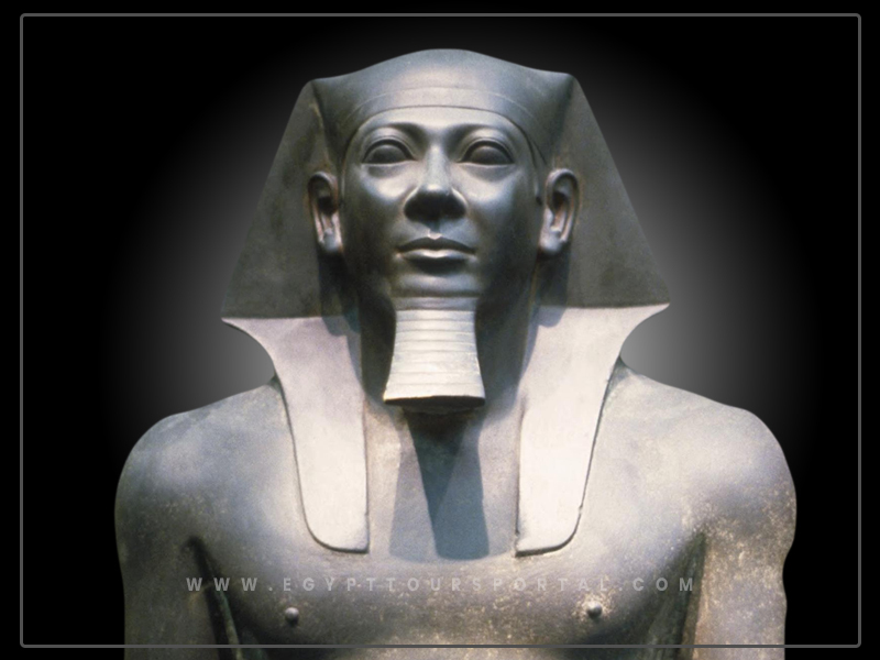 King Menkaure - Egypt Tours Portal