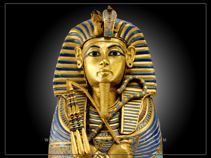 King Tutankhamun - Egypt Tours Portal