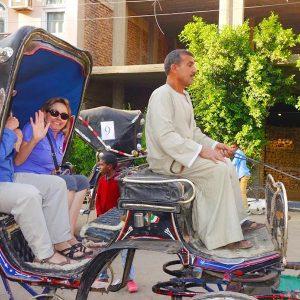 Luxor Horse Carriage Trip