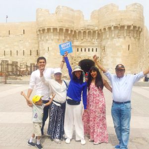 Two Days Cairo and Alexandria Tour From Luxor By Plane