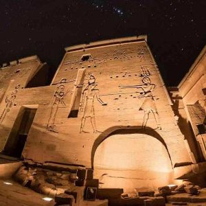 Philae Temple Sound and Light Show Tour