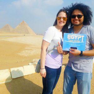 15 Days Lovely Honeymoon Tour Package Across Egypt