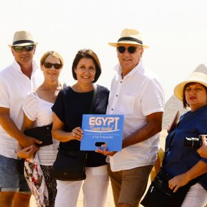 11 Days Pyramids & Nile Cruise Holidays by Air