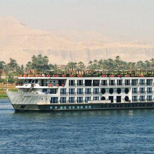 Luxury MS Mayfair Nile Cruise