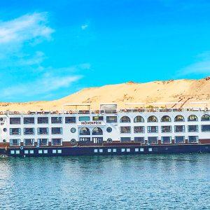 Luxurious Movenpick MS Sunray Nile Cruise