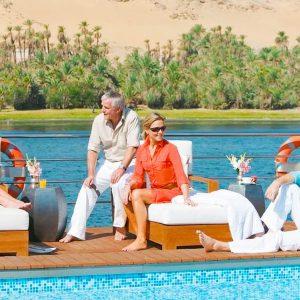 8 Days Cairo & Nile Cruise Tour for Senior