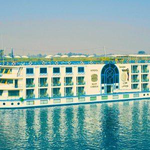 Luxury Sonesta Moon Goddess Nile Cruise
