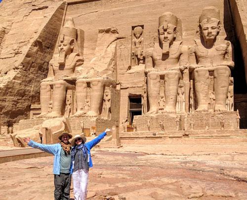 Egypt Tours Including Abu Simbel