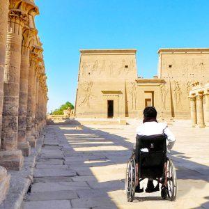 4 Day Wheelchair Accessible Trip to Cairo & Aswan